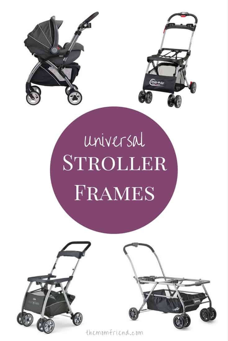 3 Reasons You Need a Universal Stroller Frame (and 1 Reason You Don ...