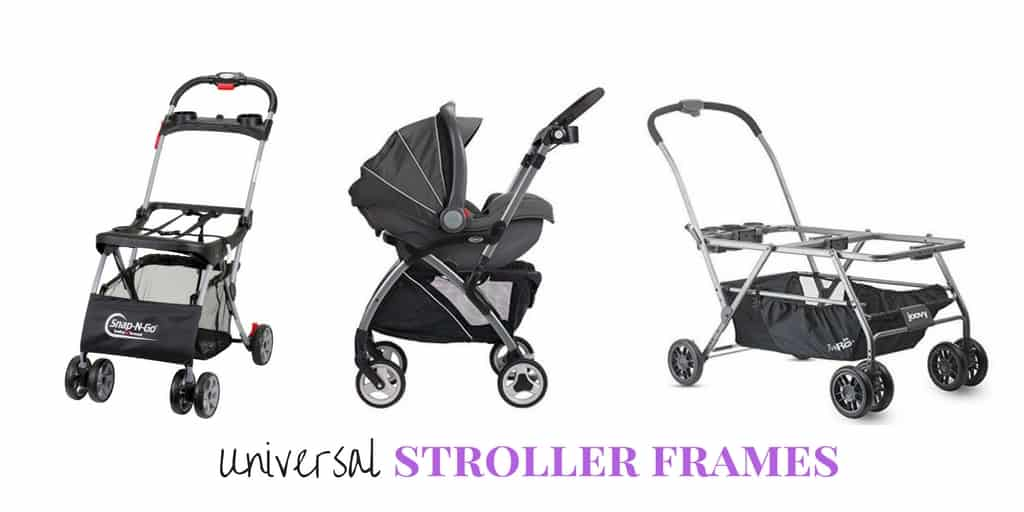 3 reasons you need a universal stroller frame and 1 reason you dont the mom friend