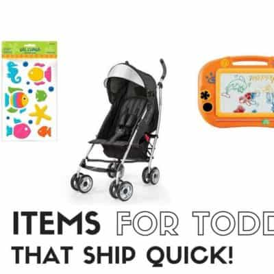 Last Minute Travel Prep for Flying with Toddlers