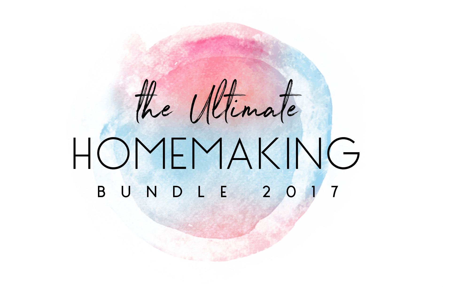 106 eBooks, eCourses, audios, videos, printables, summits, and even a membership site, all created to make homemaking and mothering easier and more enjoyable for LESS THAN $30!