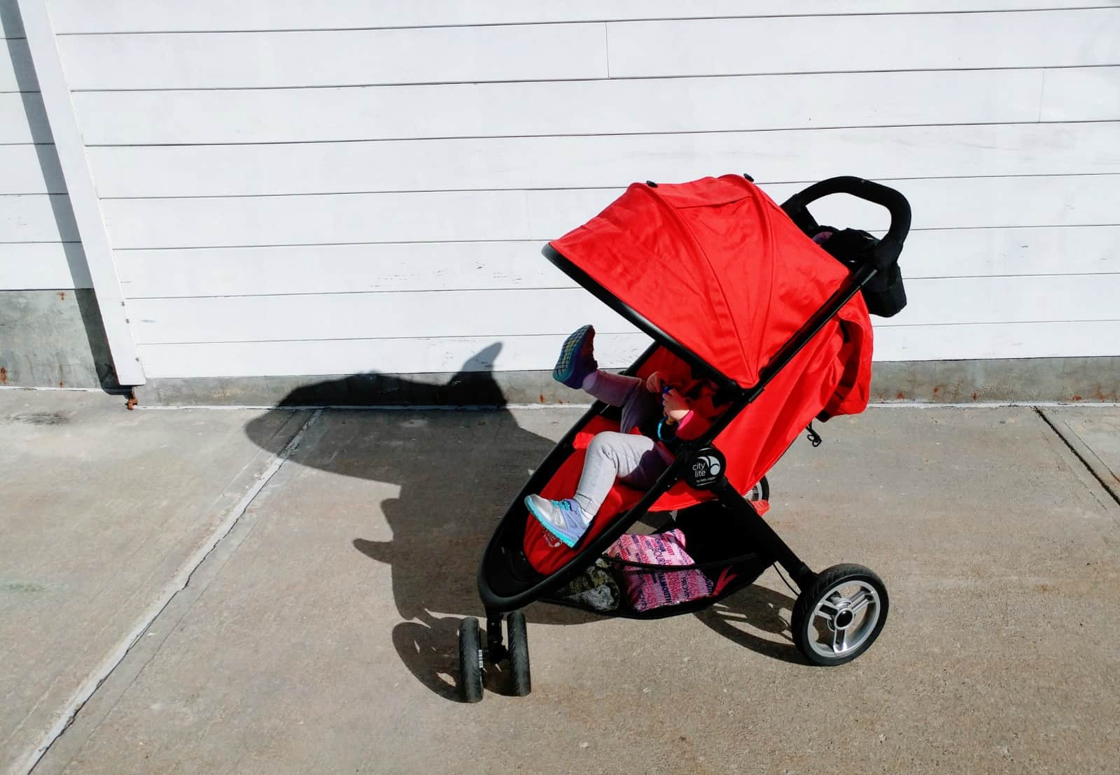 Baby Jogger City Lite Review