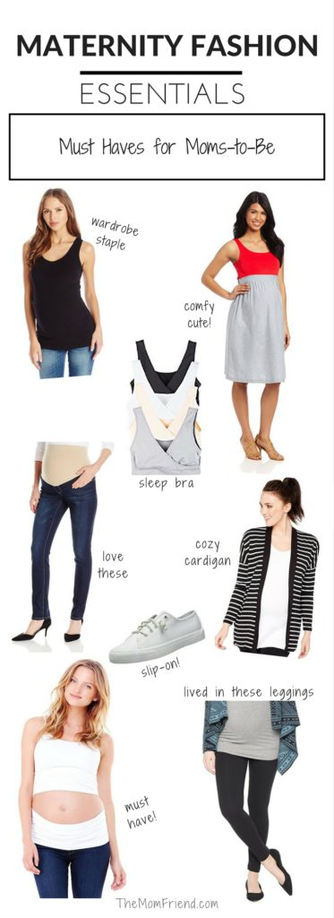 Maternity Fashion Essentials: Must-Haves for Moms-to-Be ...