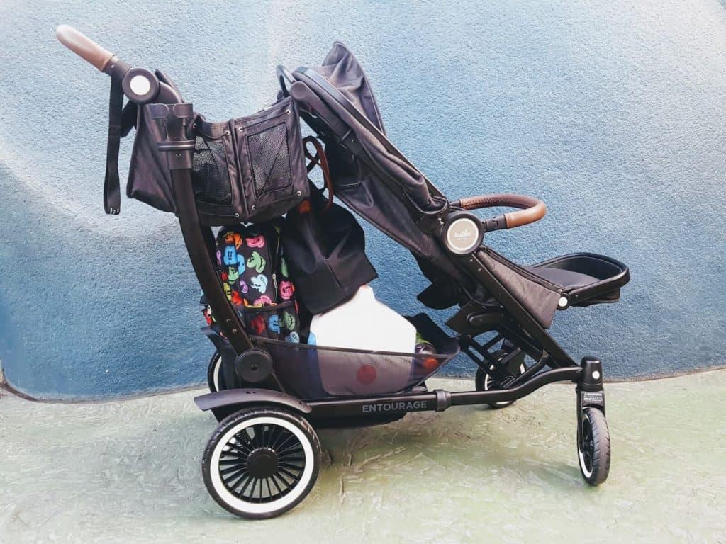 Austlen Entourage Stroller at Disney.
