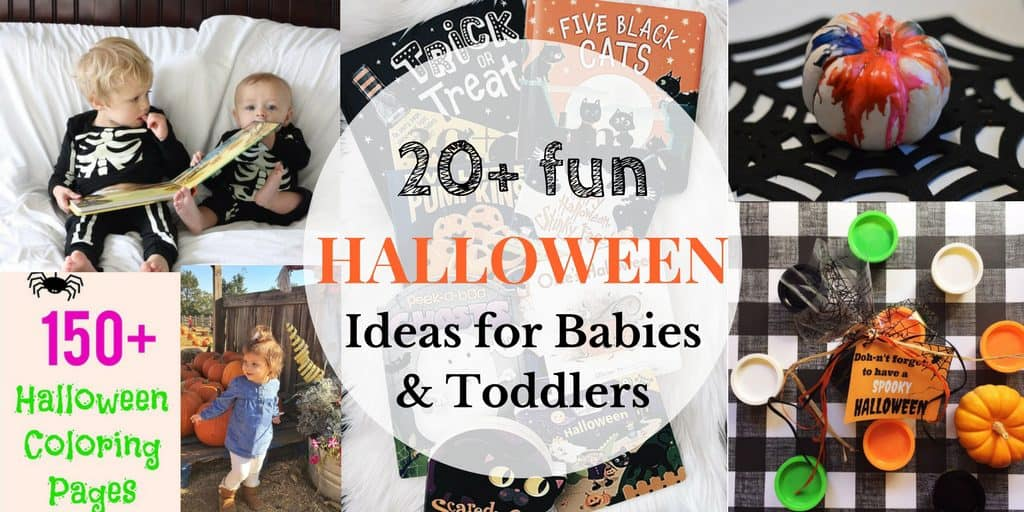Halloween Ideas for Babies & Toddlers | The Mom Friend