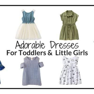 Adorable Toddler Dresses for Stylish Little Girls
