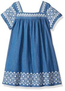 jessica simpson denim dress