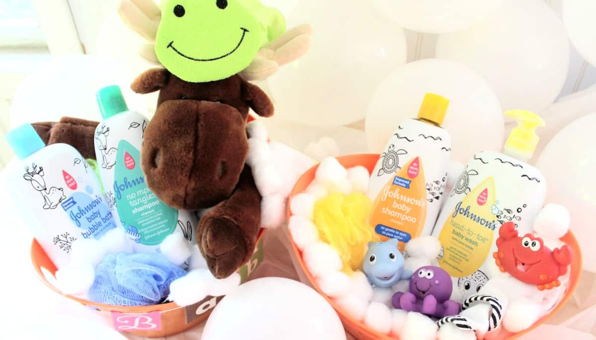 Baby Gift Expo : Baby shower basket gifts best
