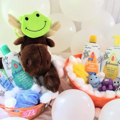 How to Make a Themed Baby Shower or New Baby Gift Basket