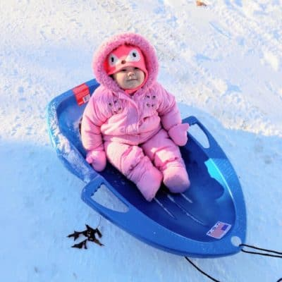 How to Keep Babies Warm in Winter (Safely)