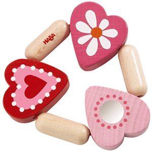 heart clutch toy