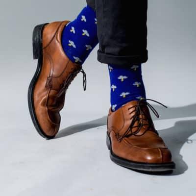 Men\'s dress shoes gift idea.