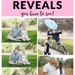 Super cute & unique gender reveal ideas, plus inspiration for gender reveal parties and how to share the new with family! #genderreveal #genderrevealideas