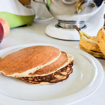 Baby led Weaning First Foods: How Pancakes Saved My Homemade Baby Food Game