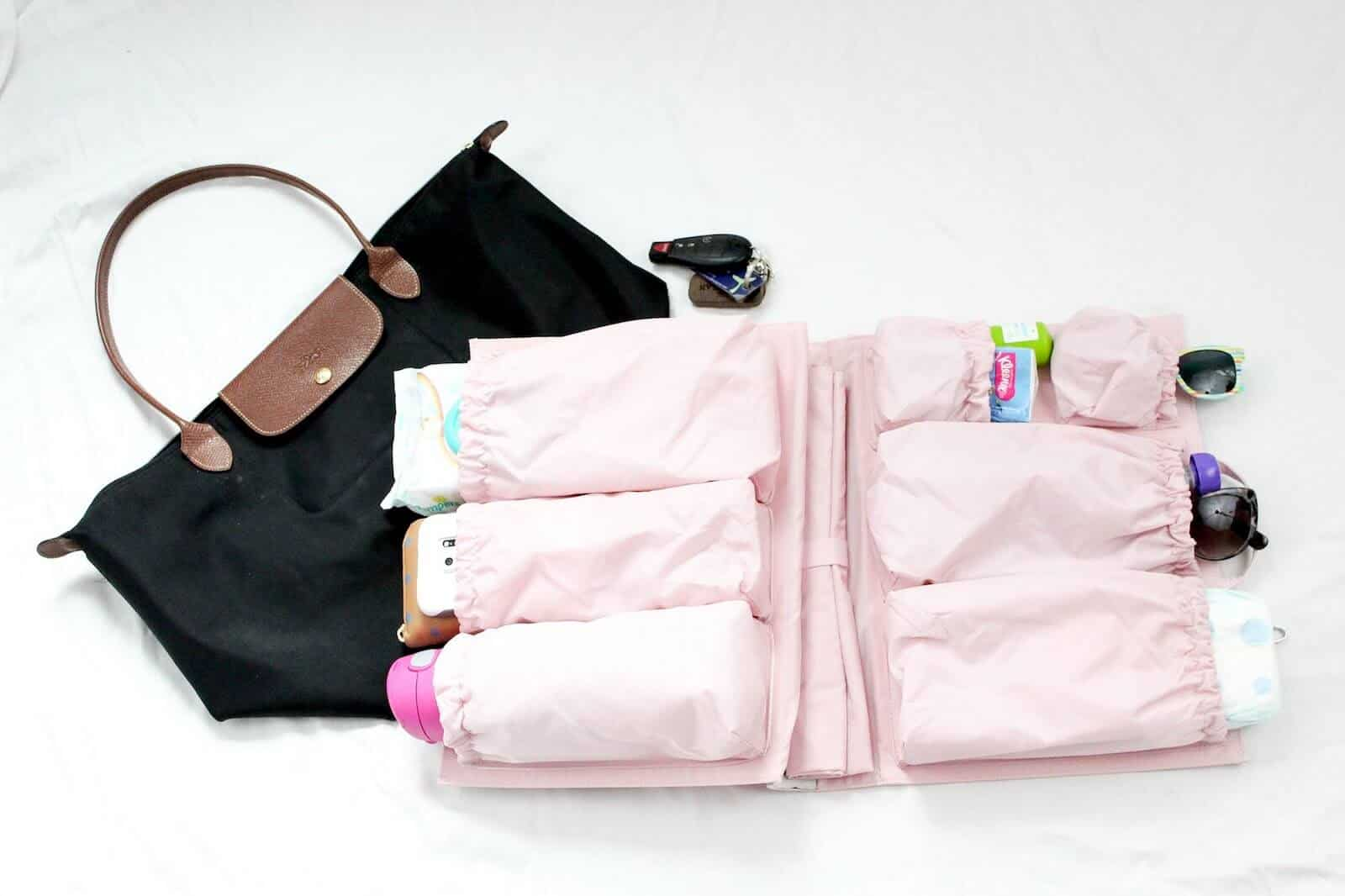 What's In My Toddler Diaper Bag: Essentials + Keeping It All Organized!