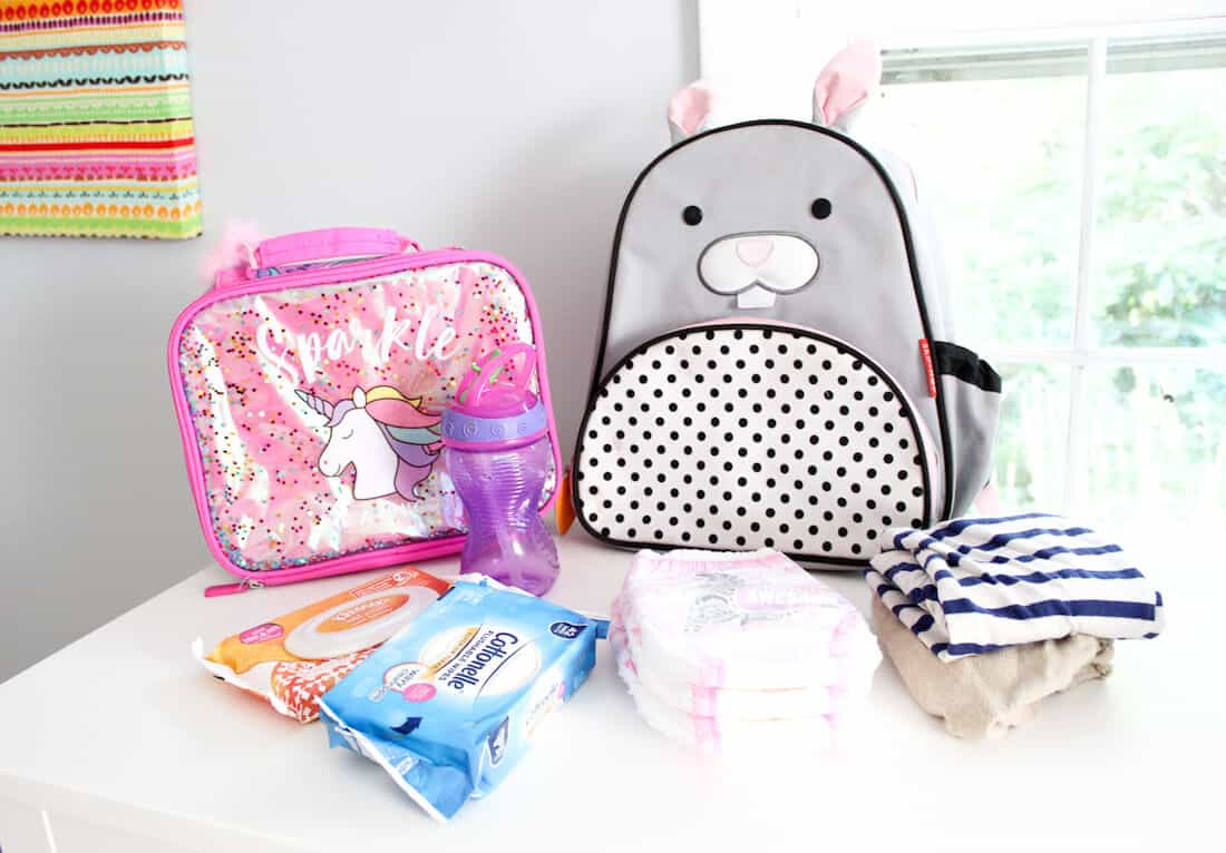 Products for back-to-school for kids.
