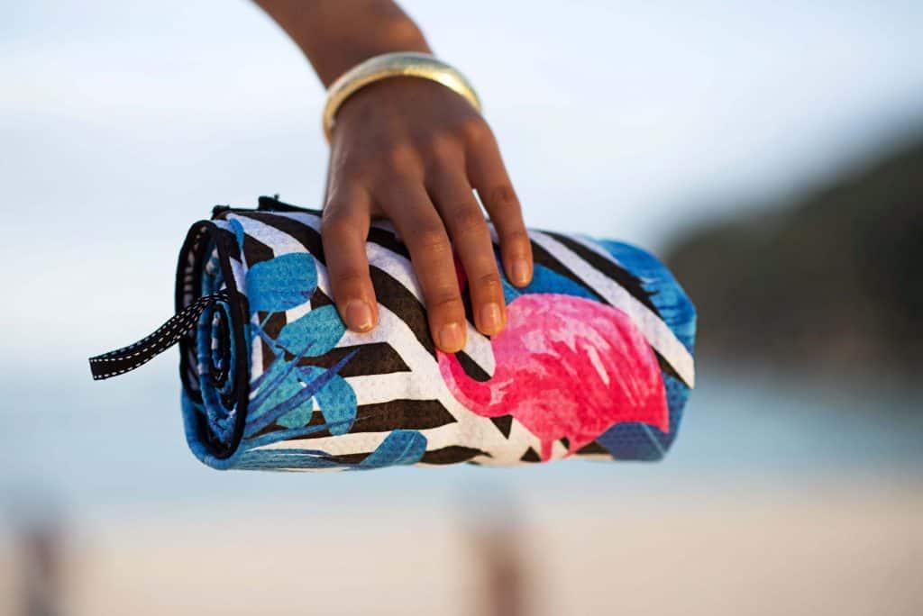 Tesalate ultimate travel towel