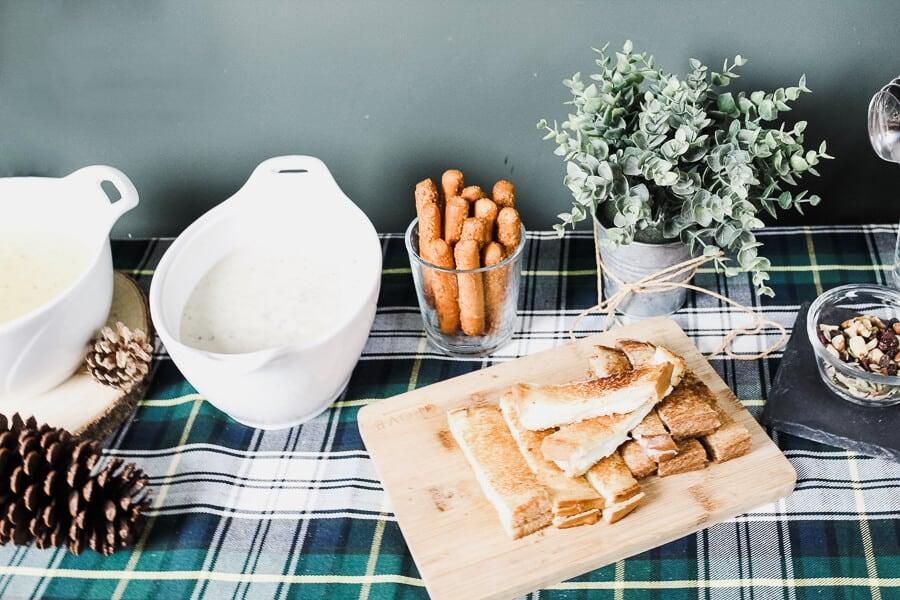 Easy Soup Party Ideas: Soup Buffet