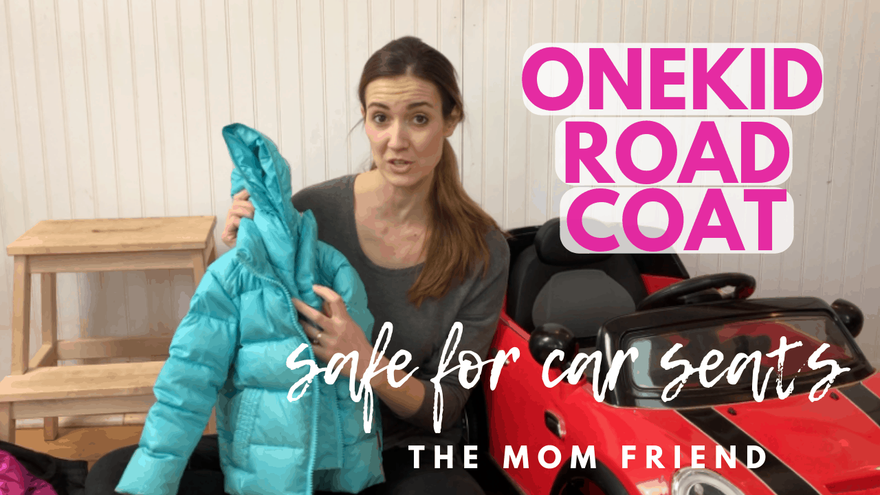 Car Seat Coat— OneKid Road Coat is a coat safe for car seats