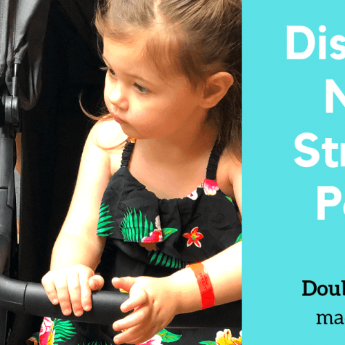 Does my Double Stroller for Disney Meet the New 2019 Policy Restrictions?