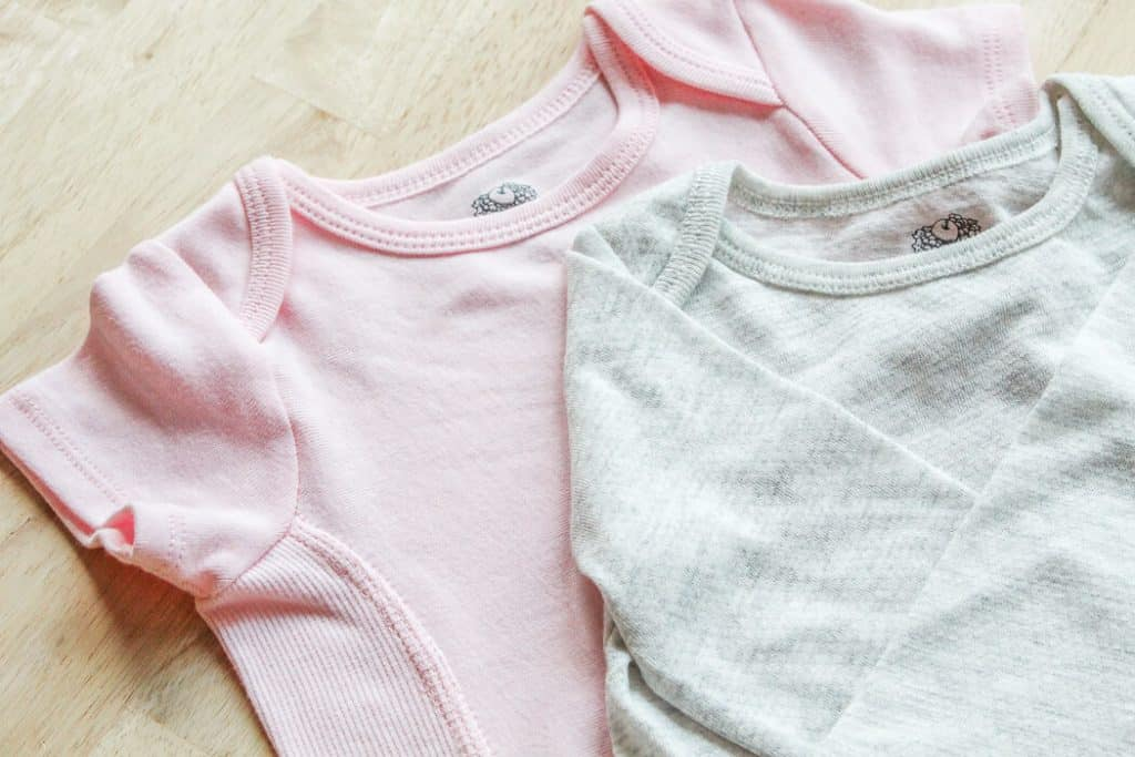 Spring kids clothing products.