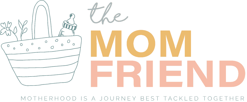 The Mom Friend logo