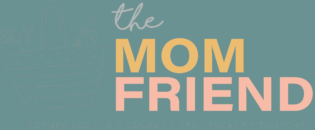 The Mom Friend logo