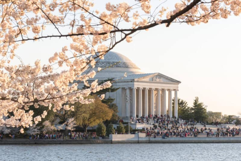 Washington, DC, an affordable family vacation destination in the US