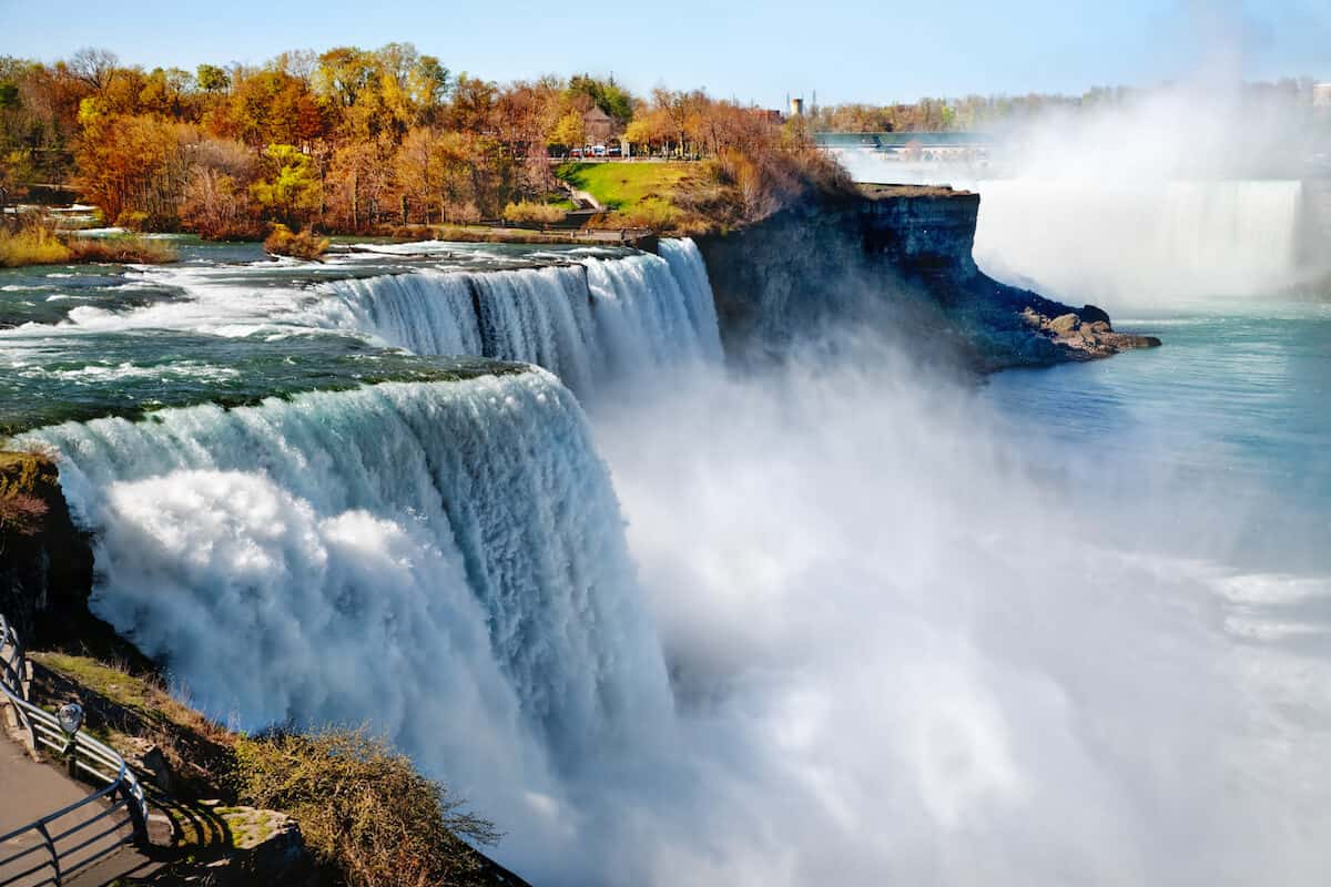 Niagara Falls, an affordable family vacation destination