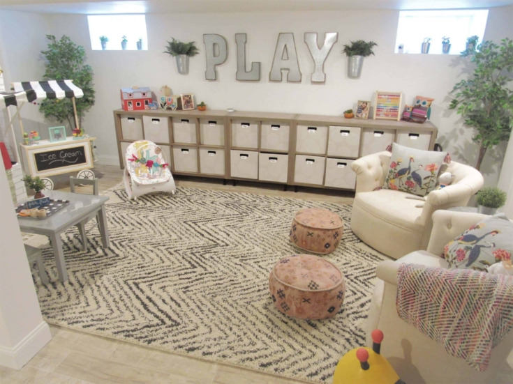 Rustic Farmhouse PLAY Letters