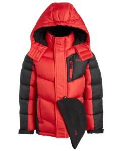 boys puffer coat
