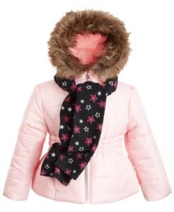 toddler girls jacket