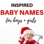 101 Joyful Christmas Baby Names For Girls Boys The Mom Friend