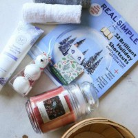 Relaxing Bath Gift Basket (with free printable tags!)