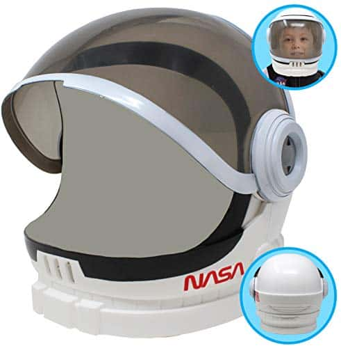 Astronaut Helmet with Movable Visor