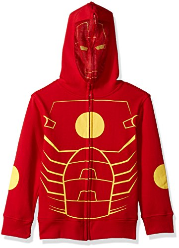 Marvel Costume Hoodie with Mask