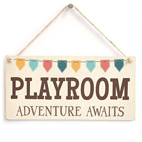 Adventure Awaits Custom Wood Sign