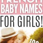 french baby with text french baby names for girls