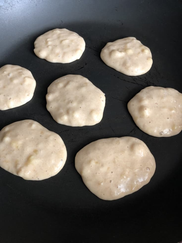 Toddler-approved Banana Pancakes Recipe