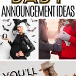 Seasonal Baby Announcement Ideas