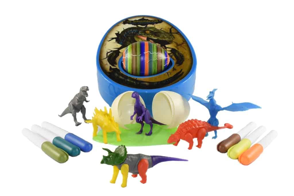 dino egg decorating kit for kids