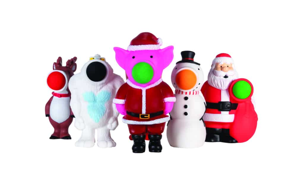 hog wild holiday poppers toy